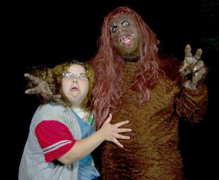 Sexsquatch is coming!