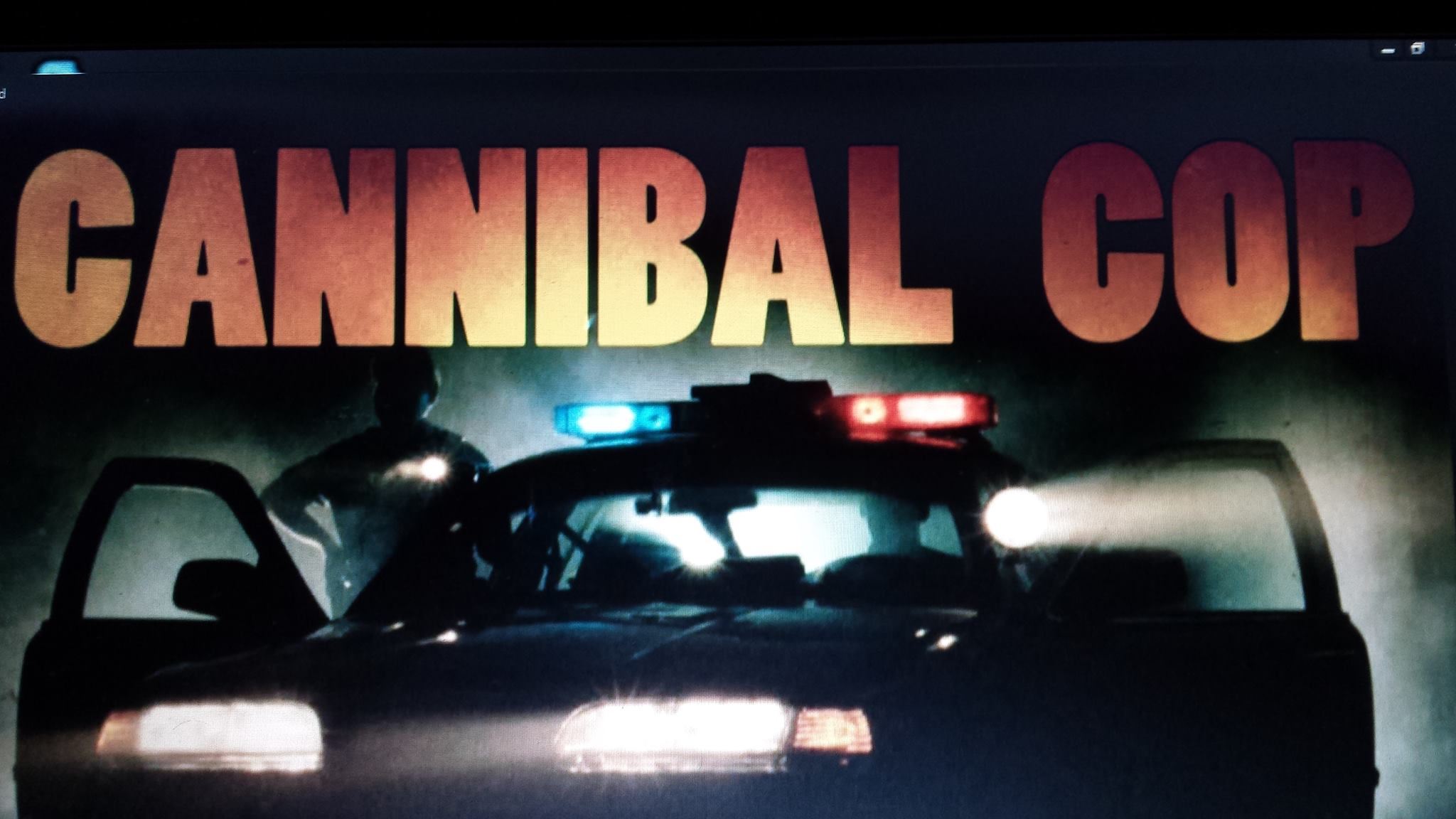 """Watch Cannibal Cop 2017: Donald Farmer's Latest Work, """"Cannibal Cop"""", Tears Into"""